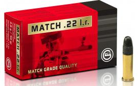 235940050 Geco 22LR Match - 50rd Box