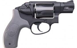 Smith & Wesson Bodygrd 12058*MA* 38 1.875 Ctred Black Revolver