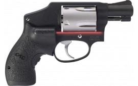 Smith & Wesson M442 12643 PFMC 38 1.88 2TN Ctred Revolver