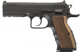 International Firearms TFSTOCKI9 Tanfoglio 4.45 Defiant Stock I