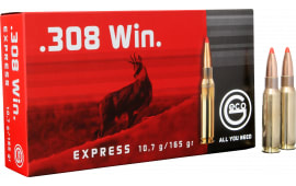 280440020 Geco 308 WIN EXP 165 GR - 20rd Box