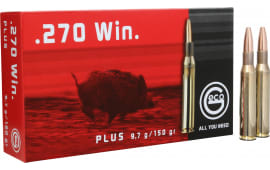 283740020 Geco 270 WIN Plus 150 GR - 20rd Box