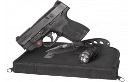 Smith & Wesson 12395 Shield M2.0 M&P9 Carry KIT WCTC Integrated Red Laser