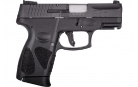 Taurus 1G2C403110 G2C 40 S&W 3.2 10rd Black/Black