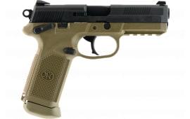 FN 66995 FNX45 Dasa MS FDE/BLK 15R LE
