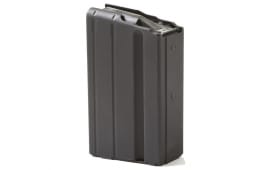 ASC AR-15 7.62x39 Caliber 5rd Magazines, Black Marlube Coated Stainless Steel Body, Black Follower