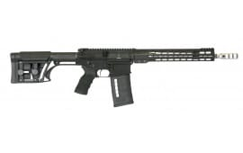 "ArmaLite AR103GN13 AR-10 Competition Semi-Auto 308 Winchester/7.62 NATO 16"" MB 25+1 MBA-1 Stock Black Hard Coat Anodized/Phosphate"