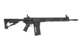 "ArmaLite AR10TAC18 AR-10 Tactical Rifle Semi-Auto 308 Winchester/7.62 NATO 18"" FH 25+1 MBUS Magpul STR Hard Coat Anodized/Black Cerakote"