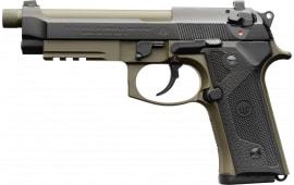 Beretta J92M9A3GM1 M9A3G Green/Black 17R