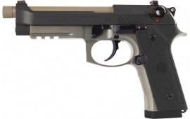 Beretta J92M9A3GM4 M9A3G FDE/BLK 17R