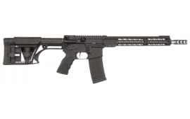 "ArmaLite M153GN13 M-15 Competition Rifle Semi-Auto .223/5.56 NATO 16"" MB 30+1 MBA-1 Stock Black Hard Coat Anodized/Phosphate"