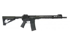 "ArmaLite M15TAC16 M-15 Tactical Rifle Semi-Auto .223/5.56 NATO 16"" FH 30+1 MBUS Magpul STR Hard Coat Anodized/Phosphate"