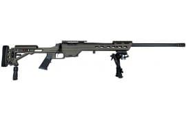 "MasterPiece Arms 300WMBA Bolt Action 300 Win Mag 26"" 5+1 Aluminum Black Cerakote"