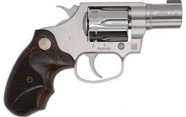 "Colt Defense COBRASC2BB Cobra Classic .38 SPL+P FS 2.1"" S/S Matte Wood (TALO) Revolver"
