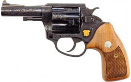 Charter Arms 34435 Bulldog 44SPL 50TH Anniversary 3 Blue Wood Revolver