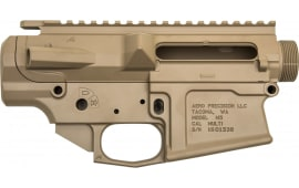 Aero Precision APCS100015S M5 Stripped Receiver Set M5 Flat Dark Earth Cerakote