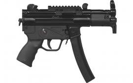 MKE Firearms MKZ5K00009BK MKE Z-5K 4.6 Black 3 30rd