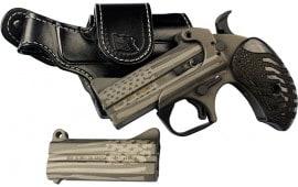 Bond Arms BAOG3545410 Cerakote OLD Glory 3.5