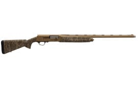 """Browning 0118472004 A5 Bolt 12GA 28"""" 3.5"""" Mossy Oak Bottomland Synthetic Stock Burnt Bronze Camo Receiver"""
