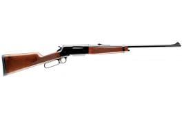 "Browning 034006116 BLR Lightweight 81 Lever 7mm-08 Remington 20"" 4+1 Walnut Stock Blued"