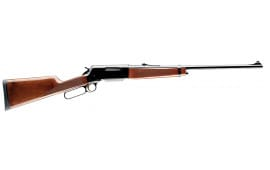 "Browning 034006124 BLR Lightweight 81 Lever 270 Winchester 22"" 4+1 Walnut Stock Blued"