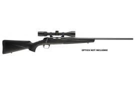 "Browning 035201225 X-Bolt Composite Stalker Bolt 280 Remington 22"" 4+1 Blued"