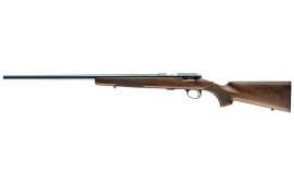 "Browning 025184270 T-Bolt Sporter Bolt 17 Hornady Magnum Rimfire (HMR) 22"" 10+1 Walnut Stock Blued"