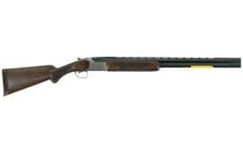 "Browning 013462605 Citori White Lightning Over/Under 20GA 26"" 3"" Grade II Gloss/Grade III Walnut Stock High Relief Engraved Steel w/Silver Nitride Rcvr"