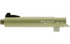 "Tactical Solutions TL55TENF04 Trail-Lite 22 Long Rifle 5.5"" OD Green"