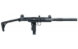 "Walther Arms 5790300 UZITactical Rifle Semi-Auto 22 LR 16"" 20+1 Folding Stk"