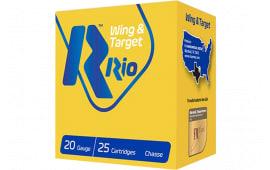 RIO Ammunition Ammunition WT2075 20 2.75 7/8 OZ WING/TRGT - 250sh Case