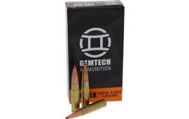 Gemtech 3010163 300 Blackout 208 GR Subsonic 20 - 20rd Box
