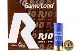 RIO Ammunition Ammunition SGHV328 12 2.75 11/8 SGHV 1350FPS - 250sh Case
