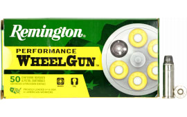 Remington 22271 RPW38S6 38SP 158 SWC - 50rd Box