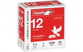 Aguila 1CHB1327 12GA STD 7.5 1OZ - 250sh Case