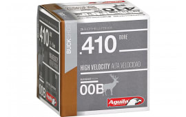 "Aguila 1CHB4139 Hunting High Velocity 410GA 2.5"" 1/2oz #9 Shot - 25sh Box"