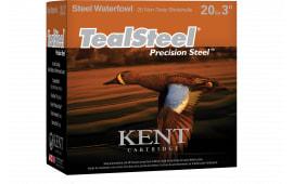 """Kent KTS203286 3"""" 1OZ Teal STL 25/250 - 250sh Case"""