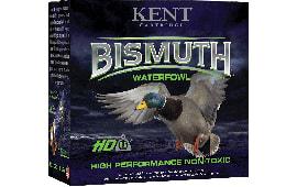 Kent B1235W424 3.5 11/2 Bismuth Waterfowl - 25sh Box