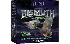 "Kent B123W404 3"" 13/8 Bismuth Waterfowl #4 Shot - 25sh Box"
