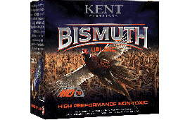 Kent B12U365 2.75 11/4 Bismuth Upland - 25sh Box