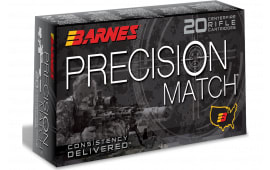 Barnes Bullets 30814 BB6CRDM1 6mm Creedmoor 112 MB - 20rd Box