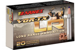 Barnes Bullets 31198 LR270W01 270 WIN 129 LRX - 20rd Box