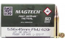 MagTech 556B 5.56 62 FMJ - 50rd Box