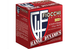 Fiocchi 40ARD 40S 170 FMJTC Range PK - 1000rd Case
