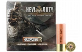 "HEVI-Shot 91025 HEVI-DUTY 12GA 2.75"" BBB - 25sh Box"