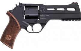Chiappa 340.246 Rhino 5 Black 6rd *CA Compliant* Revolver