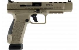 Century Arms HG3774DVN Canik TP9SFX 20rd FDE W / Vortex Viper Red Dot