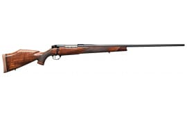 "Weatherby MDXM653WR6O Mark V Deluxe Bolt 6.5-300 Weatherby Magazine 26"" 3+1 Walnut Monte Carlo Stock Blued"