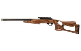 "Magnum Research MLR22WMBN Magnum Lite Barracuda Semi-Auto 22 WMR 19"" 9+1 Laminate Brown Stock Black"