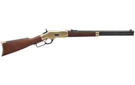 "Winchester Guns 534244188 1866 Yellow Boy Lever 38 Special 20"" 11+1 Grade I Walnut Stk"